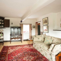 Johnby Hall B&B sitting room