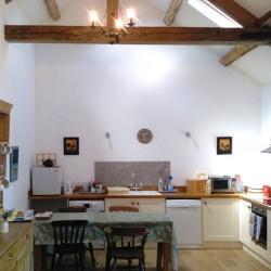 Johnby Hall - the Garden Barn - kitchen