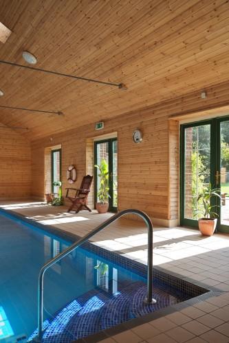 Kilmokea B&B - the swimming pool