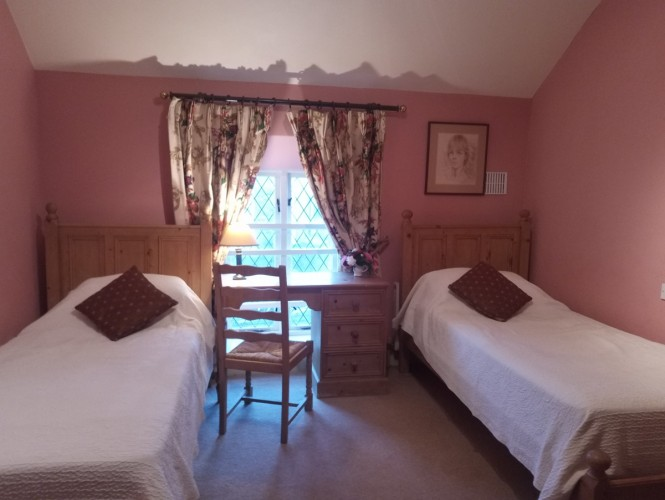 Kilmokea, The Garden Suite & The Coach House