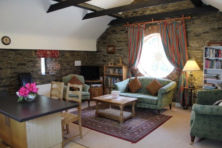 Kilmokea Garden Suite
