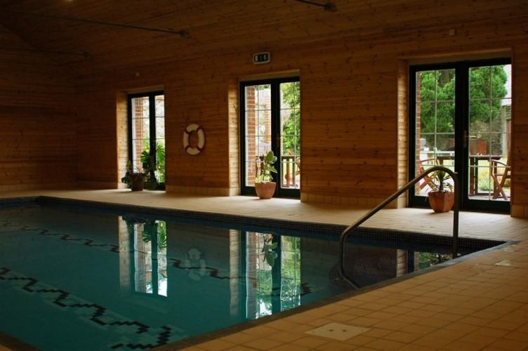 Kilmokea B&B - swimming pool2