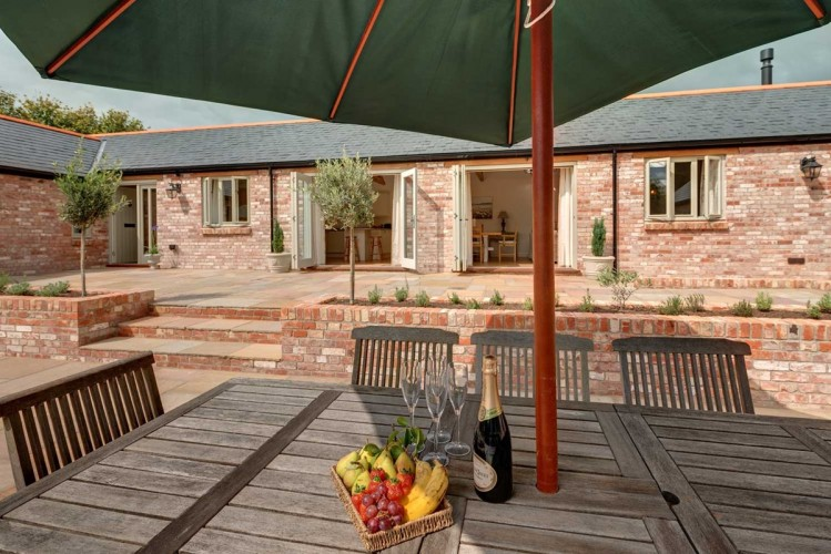 Langford Valley Barn luxury self catering