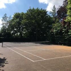 Long Crendon Manor B&B - tennis court