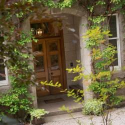 Lys-Na-Greyne B&B - entrance