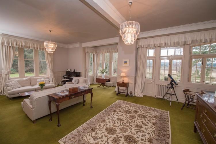 Lys-Na-Greyne B&B - sitting room