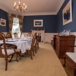 Lys-Na-Greyne B&B - dining room
