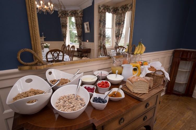 Lys-Na-Greyne B&B - breakfast