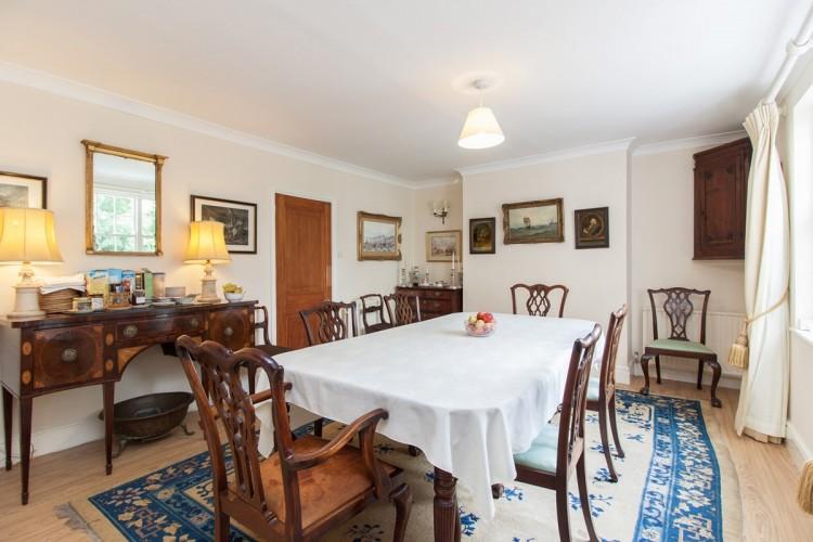 Marston House B&B - dining room