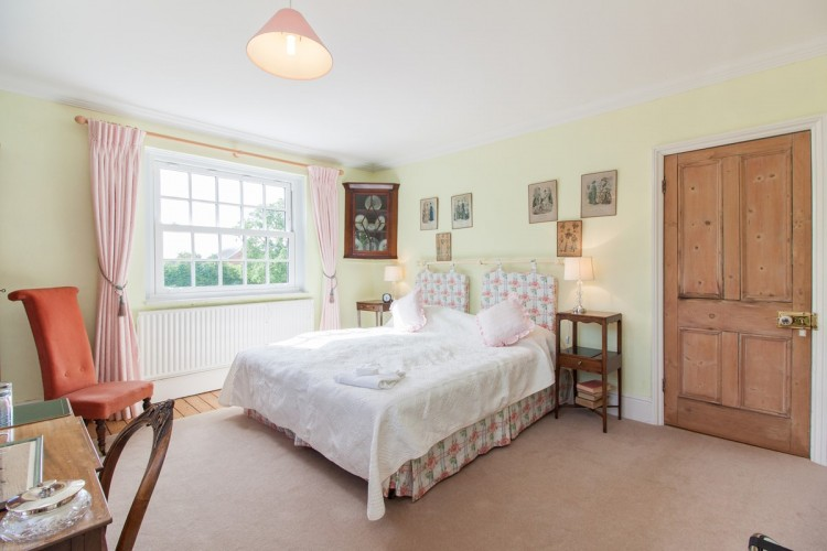 Marston House B&B - bedroom