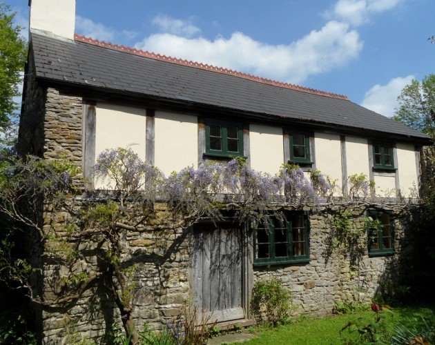 Vicarage Cottage self catering at Old Vicarage