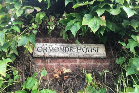 ormonde house sign