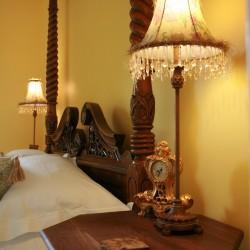 Ornate Bedside Lamp