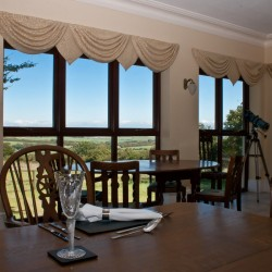 Pendragon Country House Dining Room