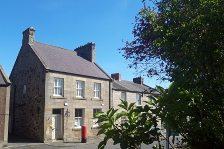 Post Office House bed and breakfast, Belford, Northumberland