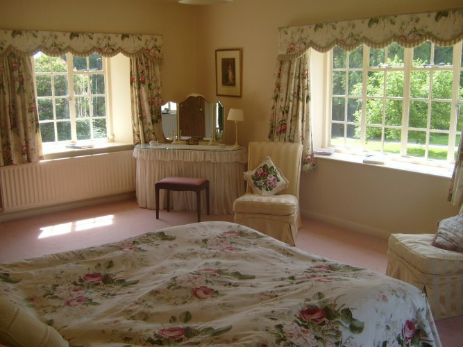 Rectory Farm B&B bedroom