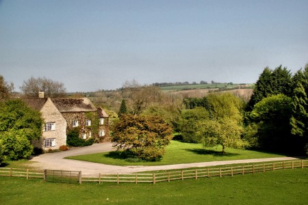 Rectory Farm B&B distant view