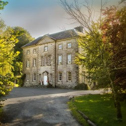 Roundwood House bed and breakfast facade