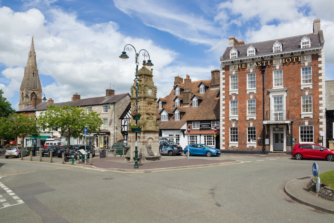 Ruthin Town Guide