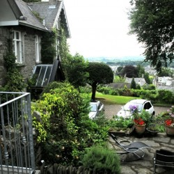 The Stable Annexe self catering at St Marys Mount outlook
