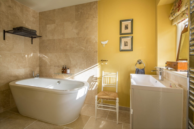 Talbot cottage B&B bath