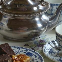 Temple House Teatime