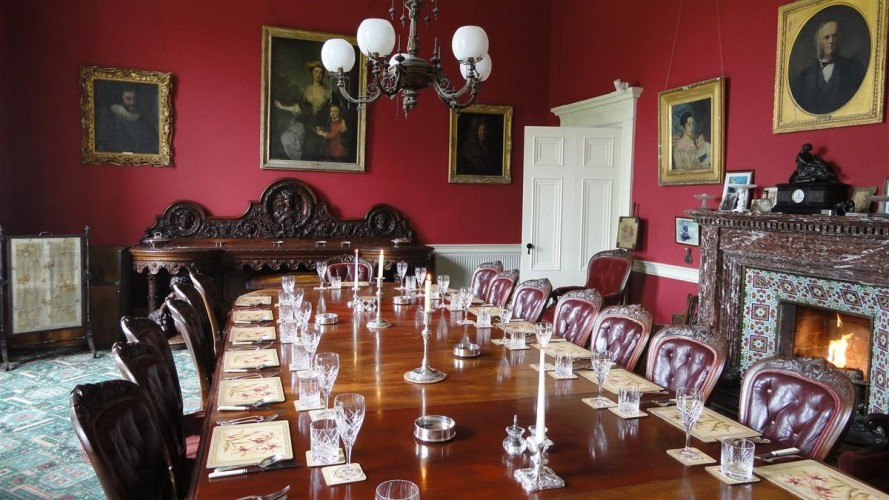 Temple House Dining Table