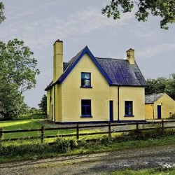 Gardener's Cottage self catering at Temple Houe