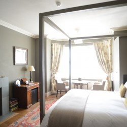 The Cloudesley bed and breakfast double room