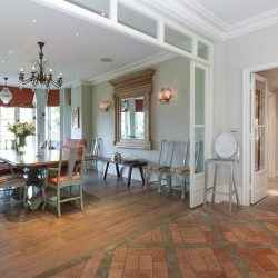 The Old Rectory Bed and Breakfast Dining Room