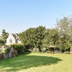 The Old Rectory Bed and Breakfast Garden