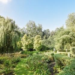 The Old Rectory Burnham Garden