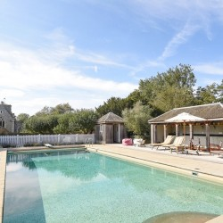 The Old Rectory Bed and Breakfast Swimming Pool
