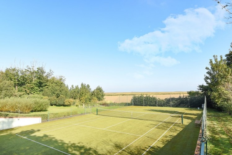 The Old Rectory Bed and Breakfast Tennis Court