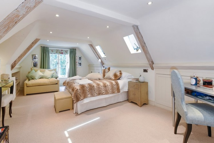 The Old Rectory Bed and Breakfast Double Room