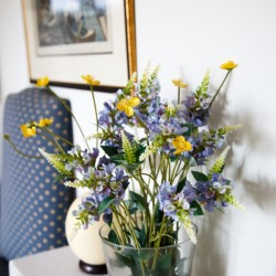 The Ox House Bed and Breakfast North Cotswolds Flowers