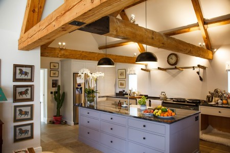 Ox House Bed and Breakfast, North Cotswolds kitchen