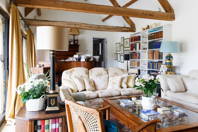 The Ox House Bed and Breakfast North Cotswolds Sitting Room
