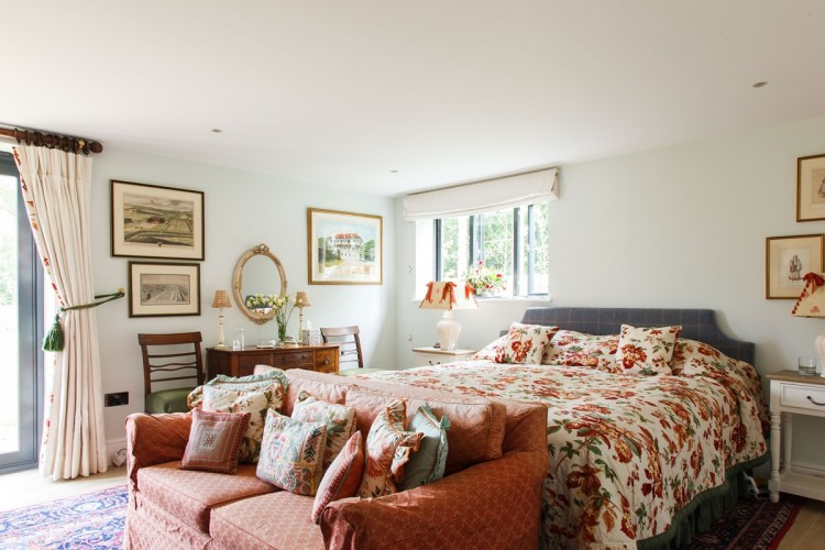 The Ox House Bed and Breakfast North Cotswolds Double Room