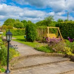 The Granary self catering at the Wold Cottage gardens