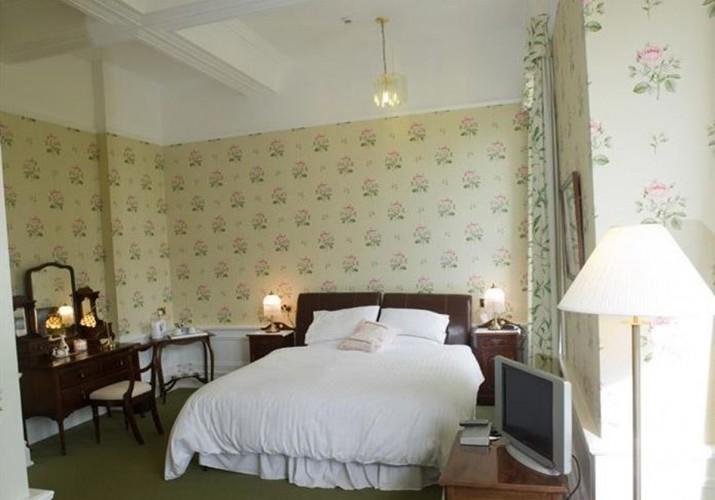 Thornton Lodge Double Bedroom