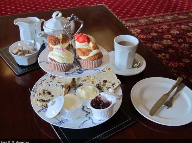 Thornton Lodge Afternoon Tea