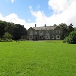Thornton Lodge Exterior and Garden