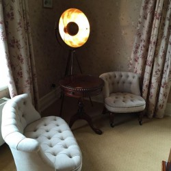 Thornton Lodge Bedroom
