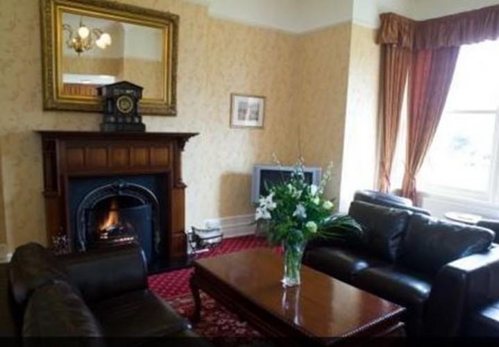 Thornton Lodge Sitting Room
