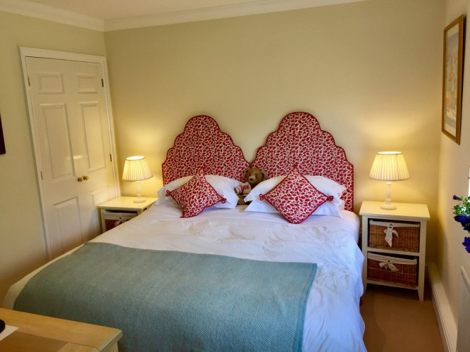 Tirol House Bedroom