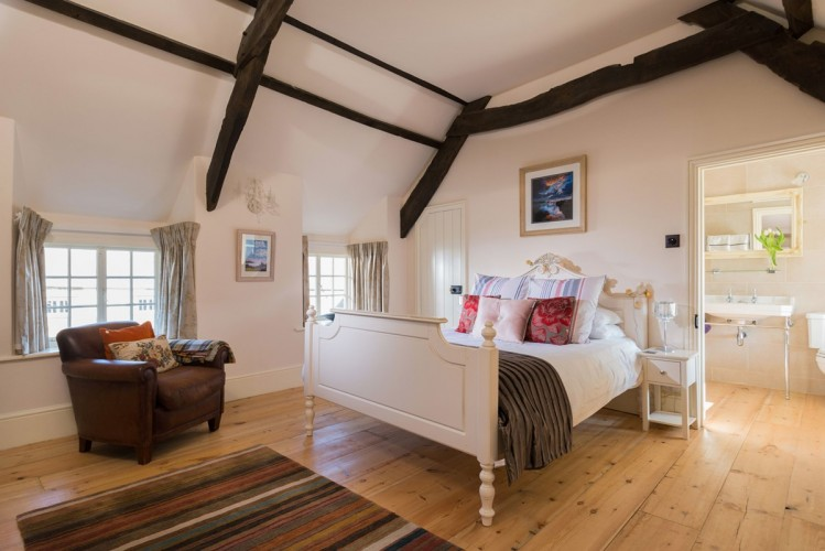Trevigue Farm bed and breakfast