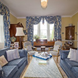 Uplands House Sitting Room