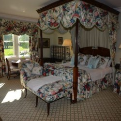 Uplands House Four Poster Bedroom