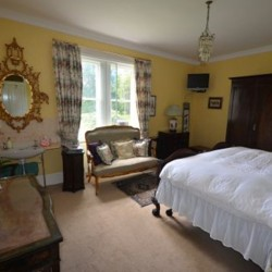 Uplands House Double Bedroom